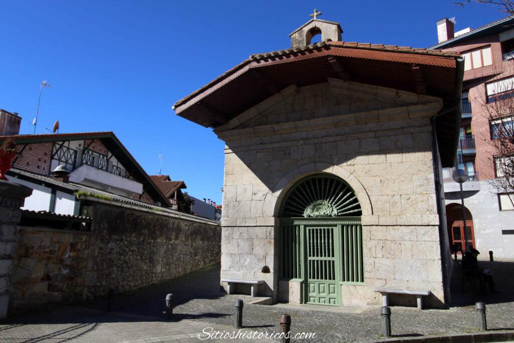 Ermita Piedad Lekeitio
