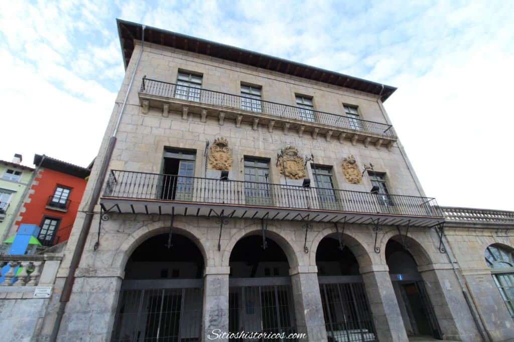 Ayuntamiento Lekeitio