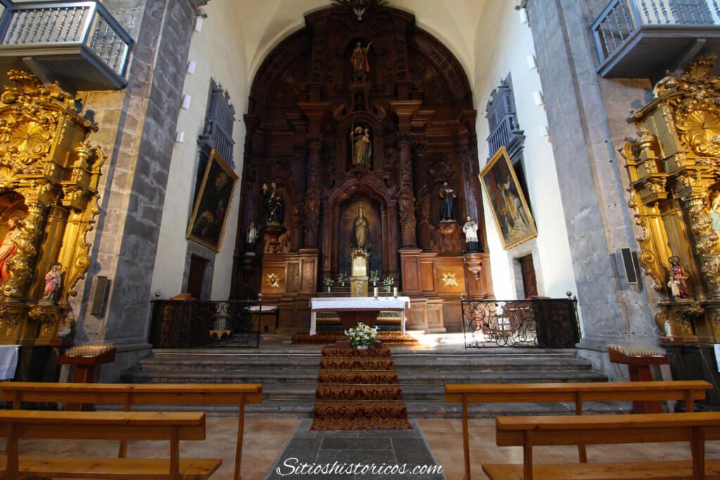 Iglesia San José Lekeitio