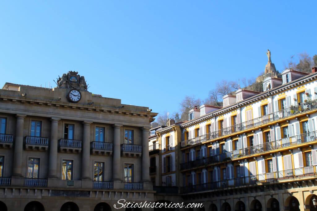 Plaza Constitución Donostia