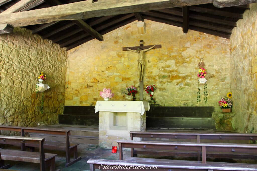 Que ver en Orio. Ermita de San Juan