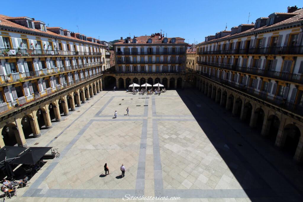 Plaza de la Constitución San Sebastián