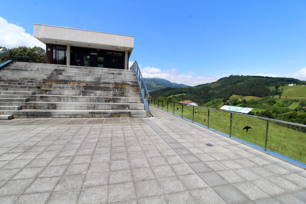 Centro de interpretación del gigante de Altzo