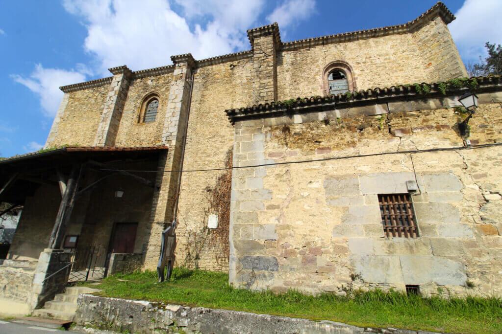 Iglesia Altzo Azpi