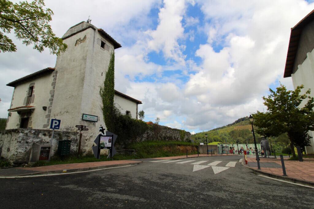 Ermita Santa Bárbara Altzo