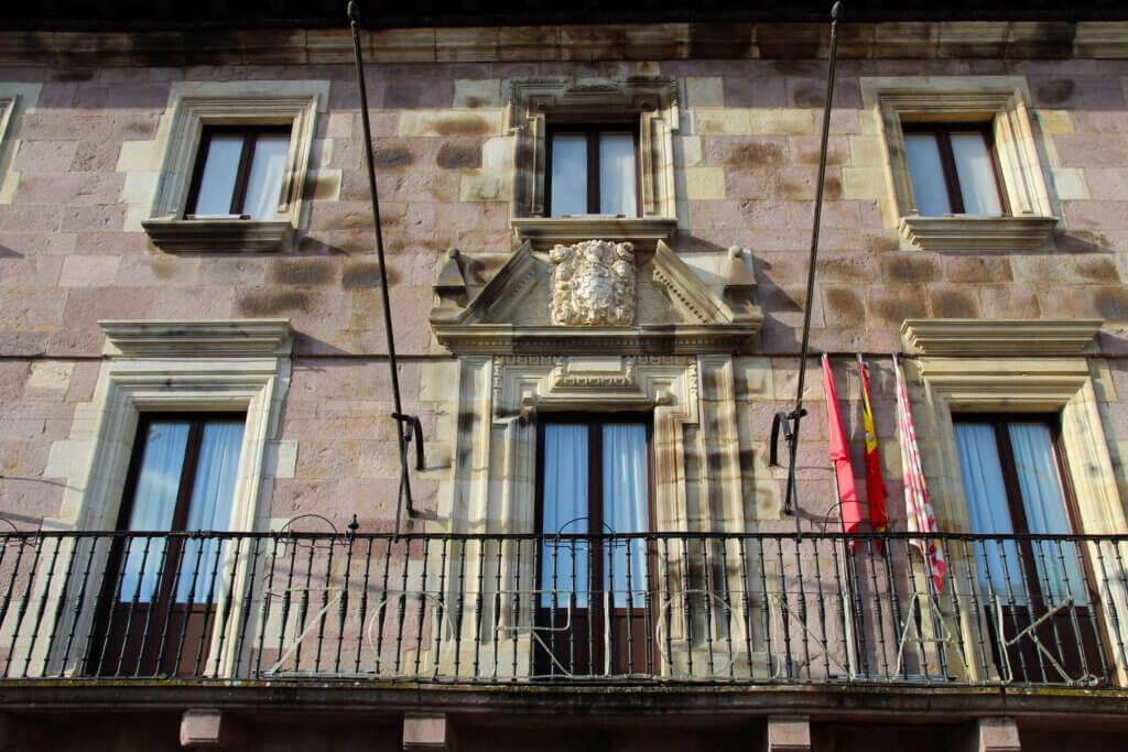 Casa consistorial Elizondo