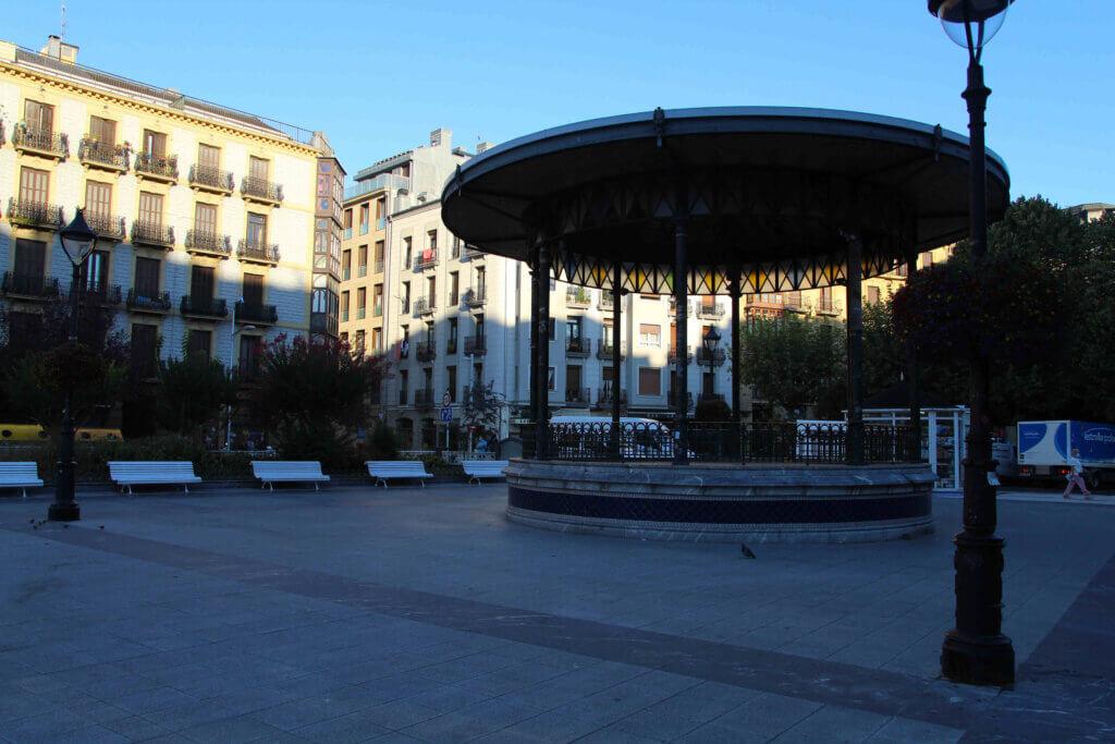 Plaza Easo Donostia
