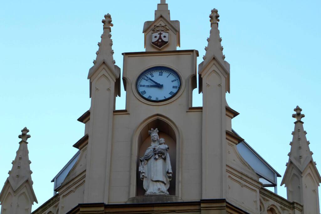 Iglesia Carmelitas Donostia
