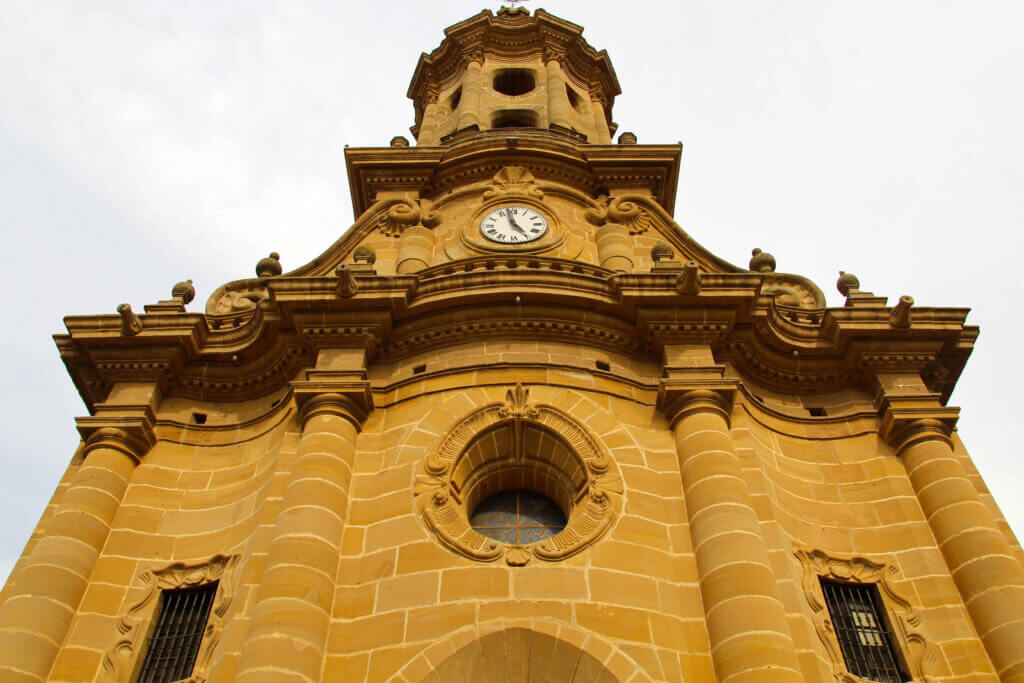 Iglesia de Cuzcurrita de Río Tirón