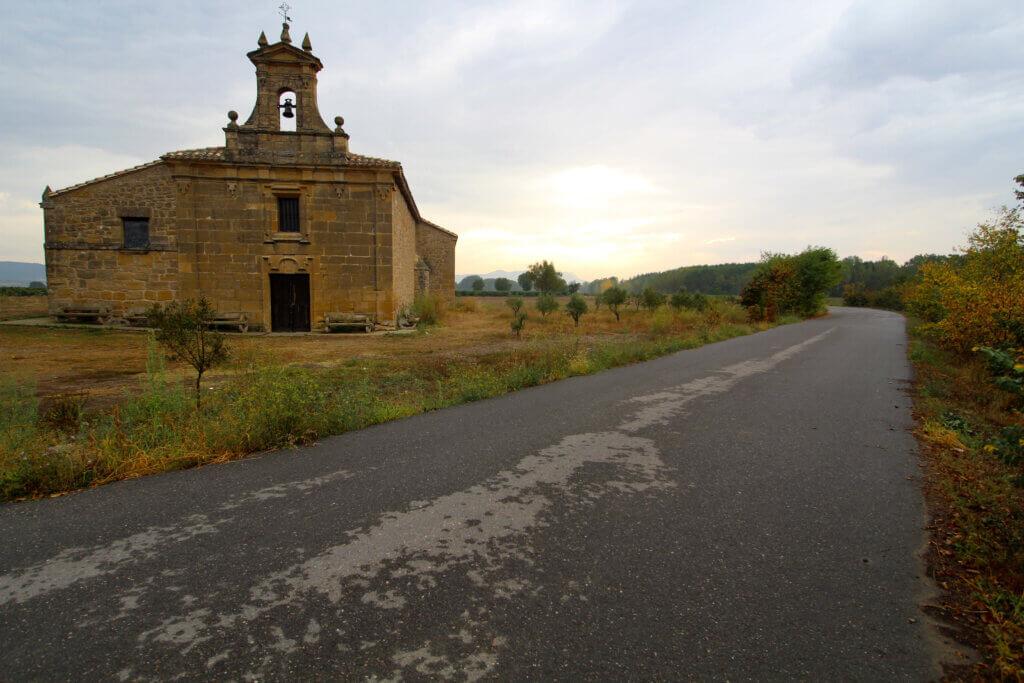 Ermita Tironcillo Cuzcurrita de Río Tirón