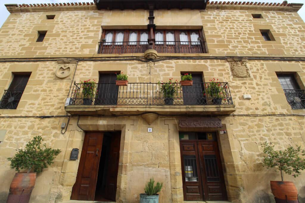 Palacio Ruiz de Loizaga Sajazarra