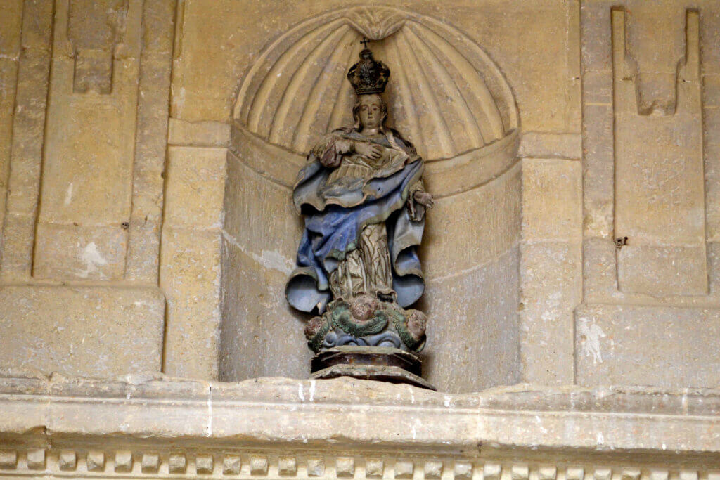 Iglesia de la Asunción de Sajazarra.