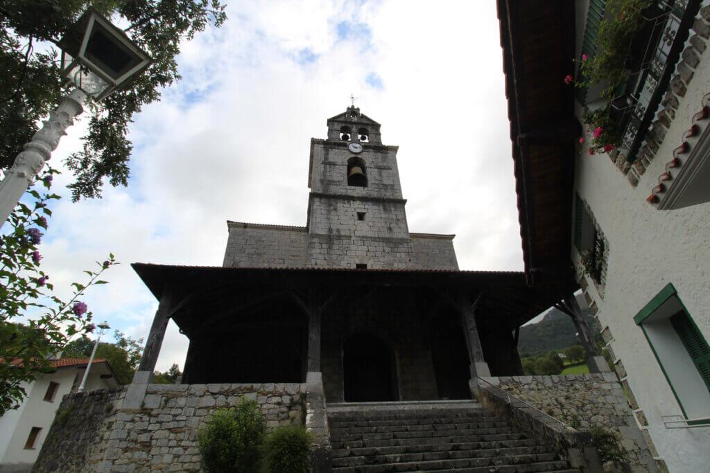 Iglesia de Amezketa