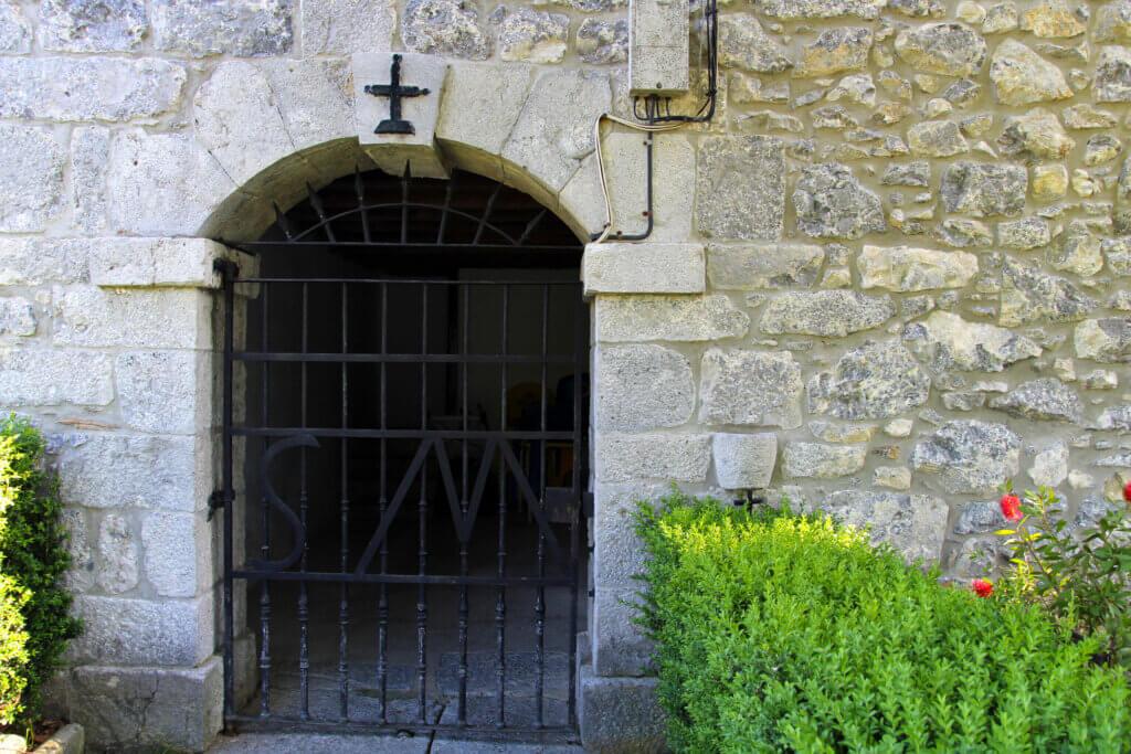 Ermita San Martín Amezketa