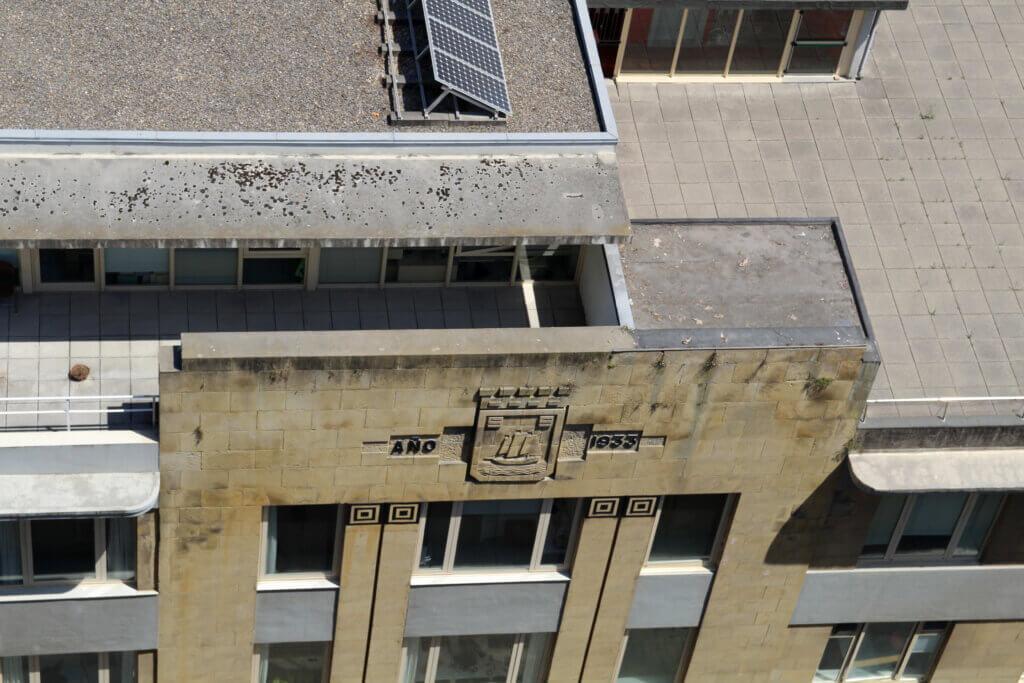 Antiguo edificio municipal Donostia San Sebastián