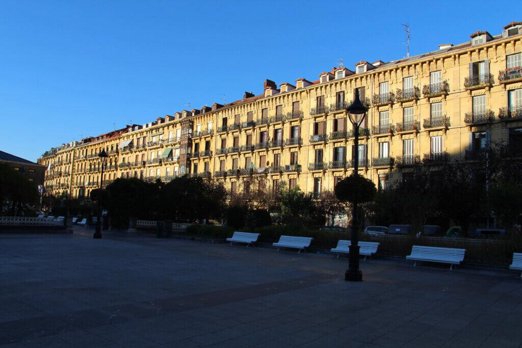 Calle Autonomía Donostia-San Sebastián