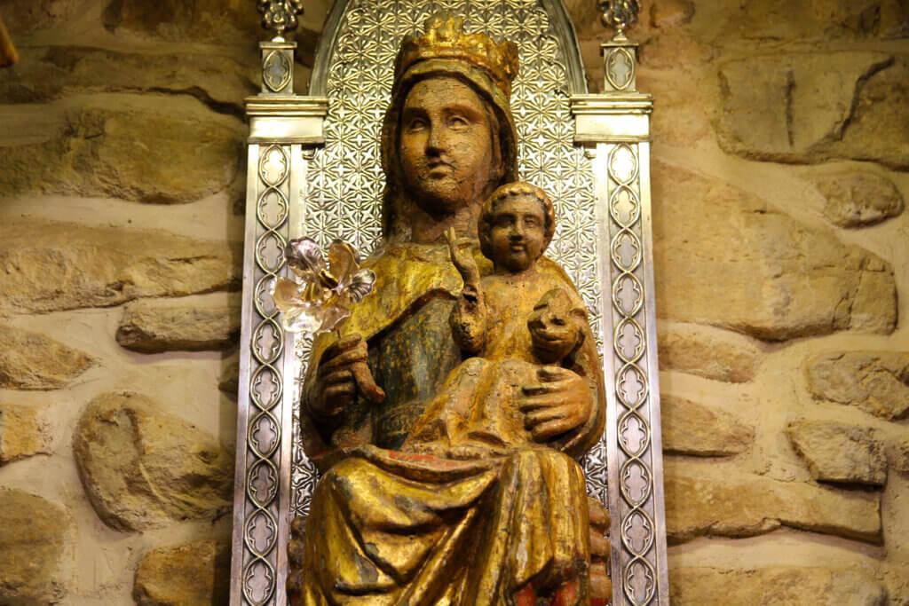 Virgen Gurutzeta