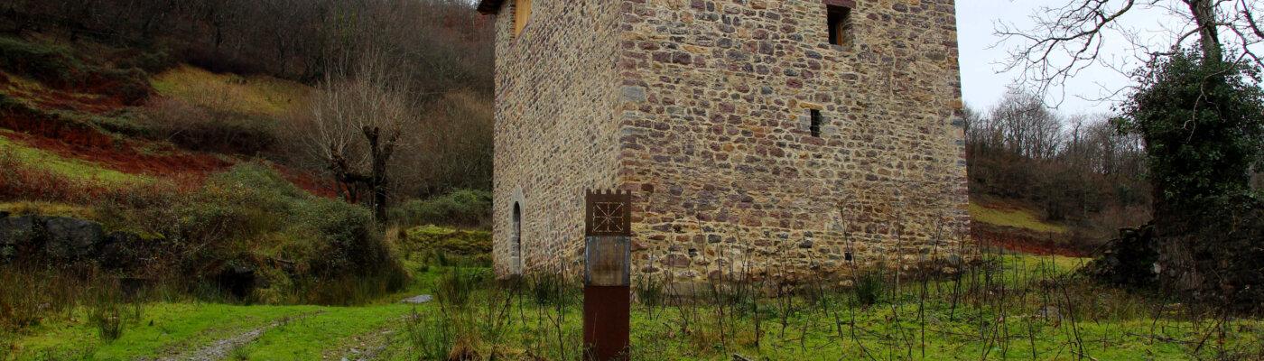 Torre de Ibero Leitza