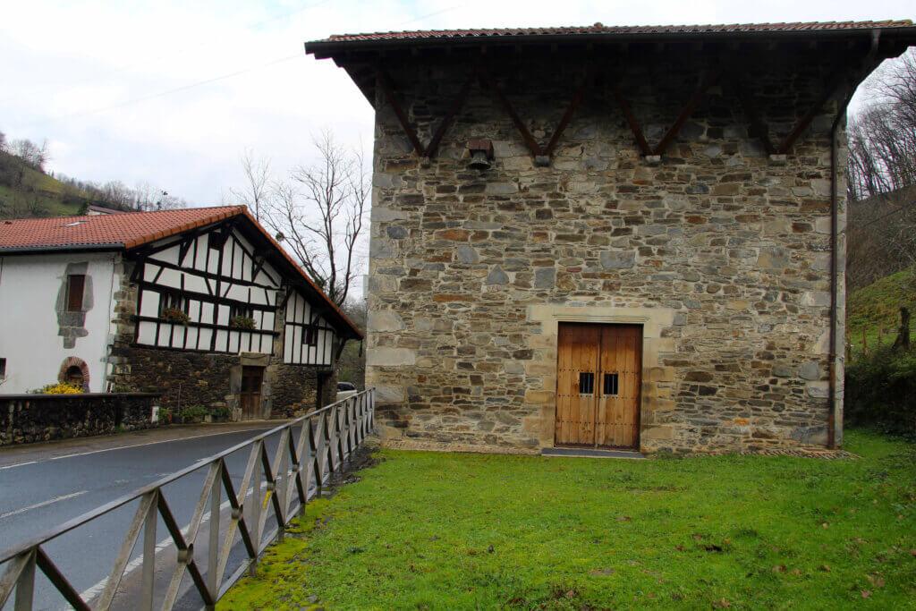 Ermita de Santa María Magdalena de Goizueta