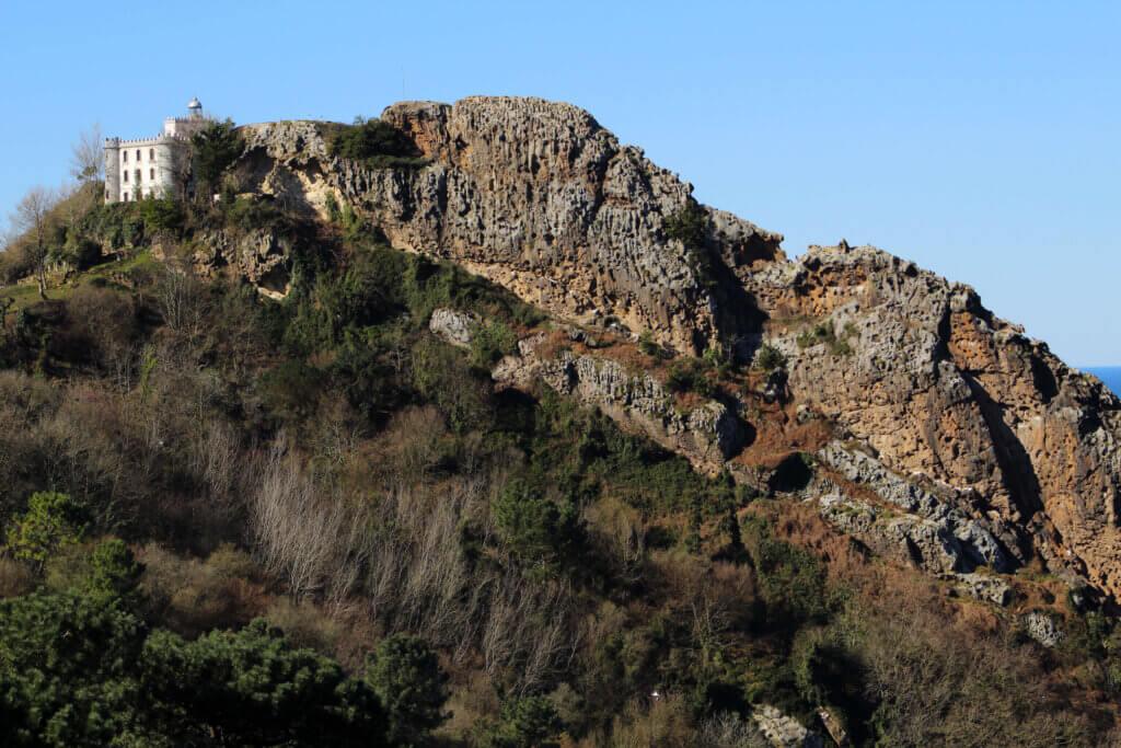 Faro de la plata Ulía