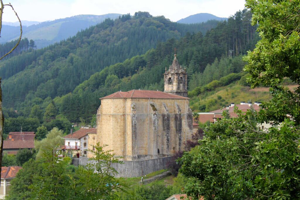 Parroquia de San Miguel de Mutiloa