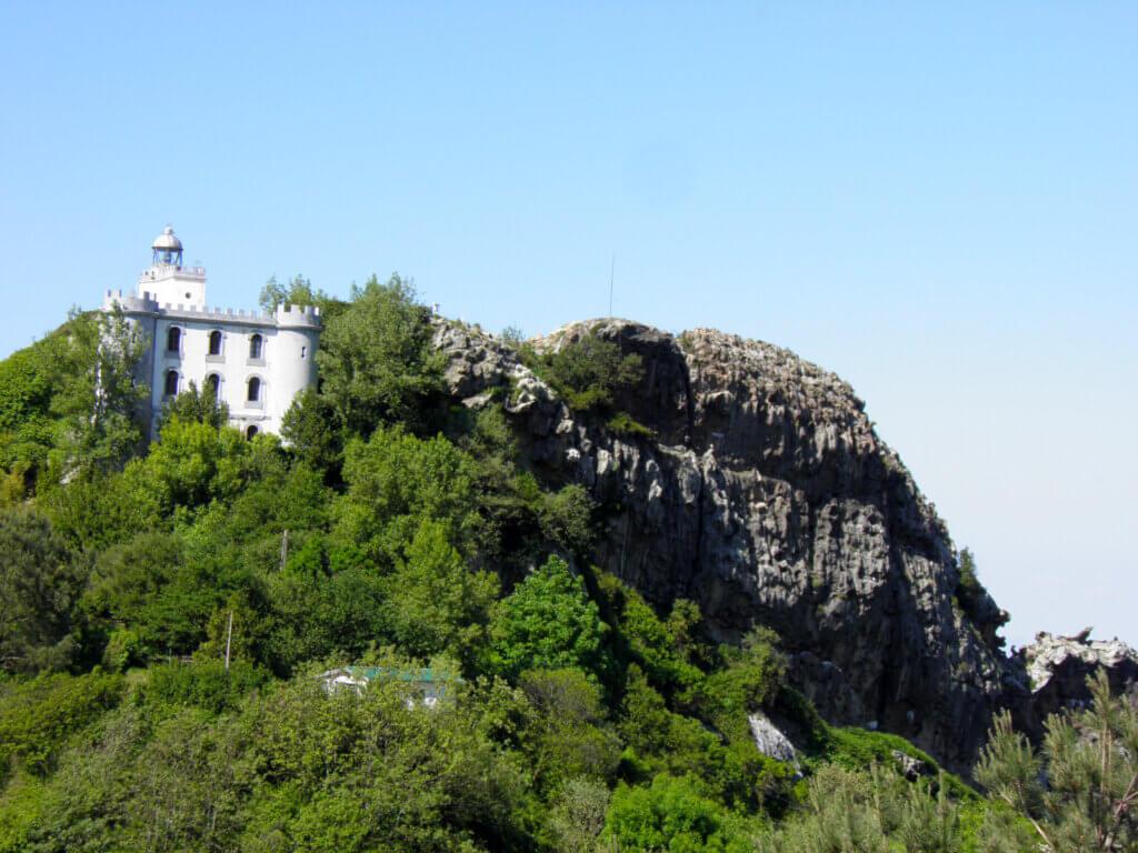 Faro de La Plata San Sebastián