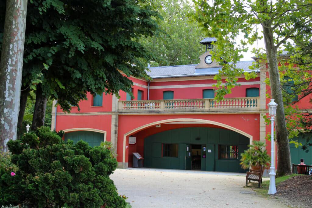 Restaurante parque de Aiete
