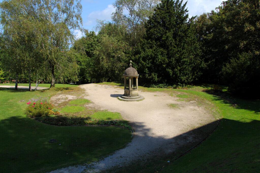 Templete Parque de Aiete