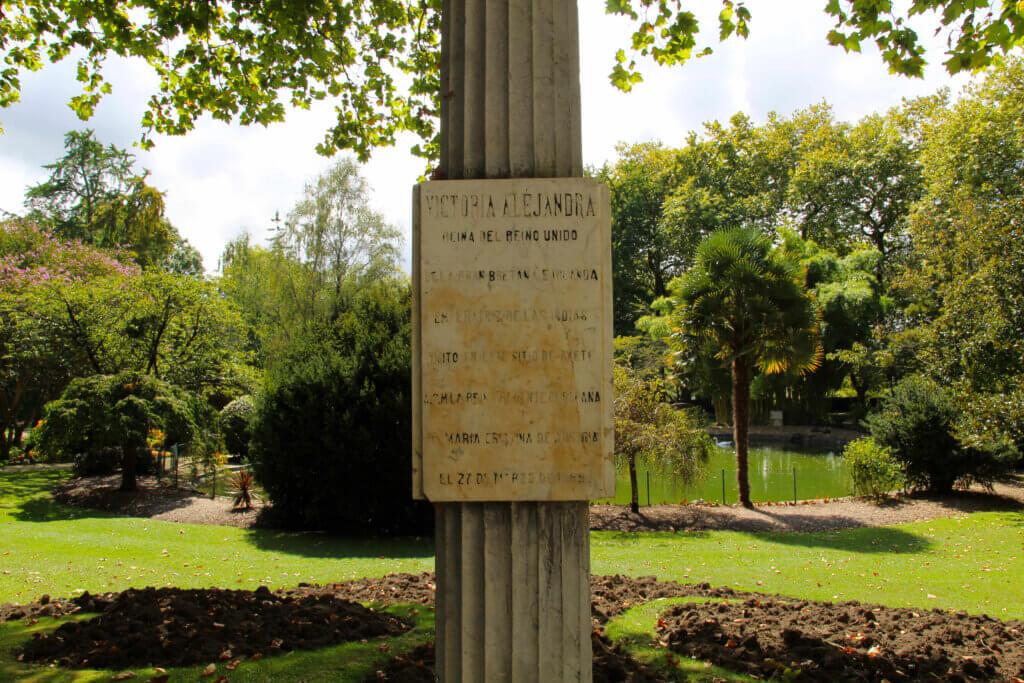 Parque de Ayete Reinas