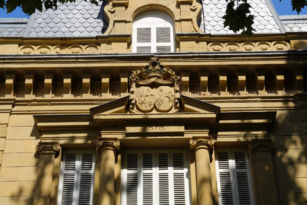Palacio de Aiete Donostia