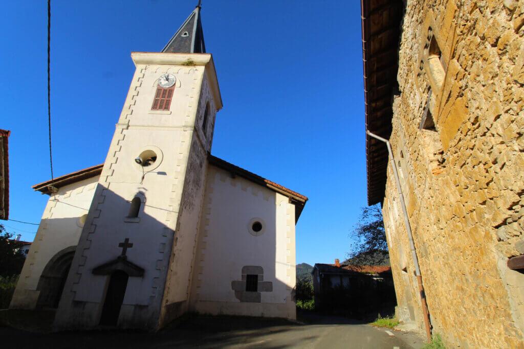 Iglesia Santa Marina Albiztur