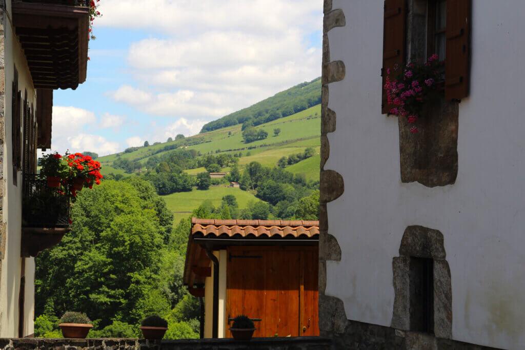 Almandoz en Navarra