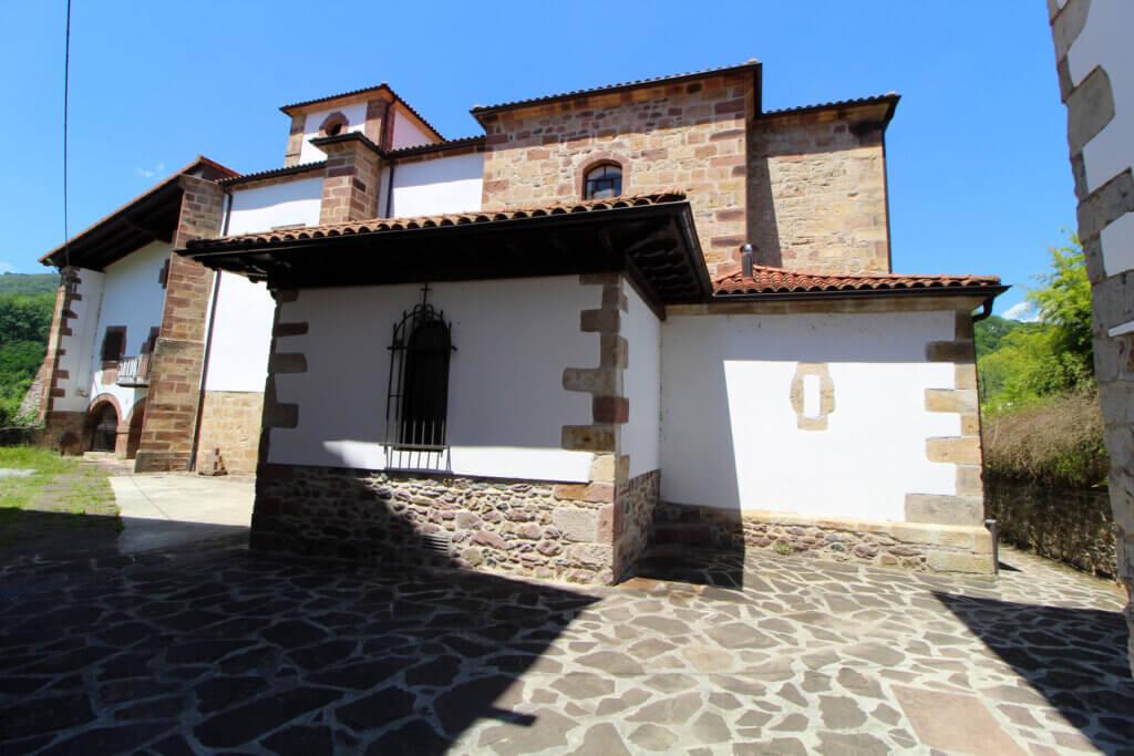 Iglesia Oieregi