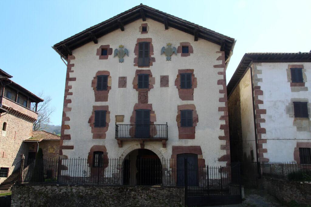 Palacio Goyeneche Irurita