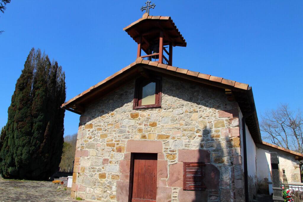 Ermita de Santa Bárbara Irurita