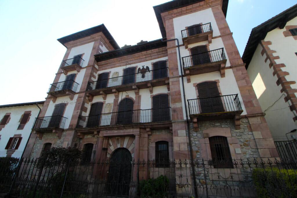 Palacio Gastón de Iriarte Irurita