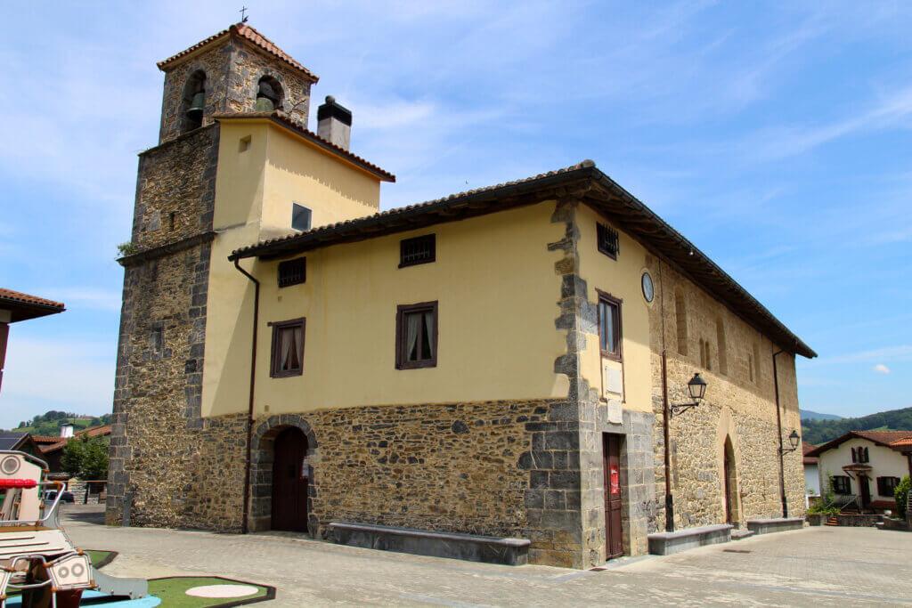 Iglesia Baliarrain