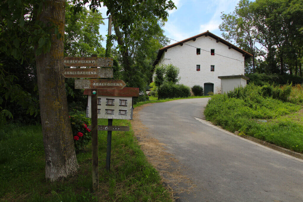Caserio Baliarrain