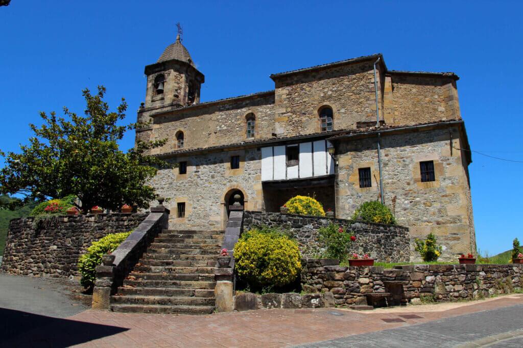 Iglesia de Berroeta