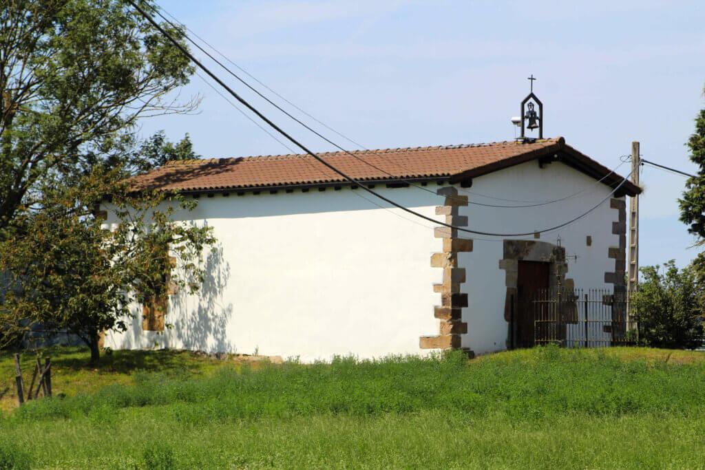 Ermita Santa Cruz Olaberria