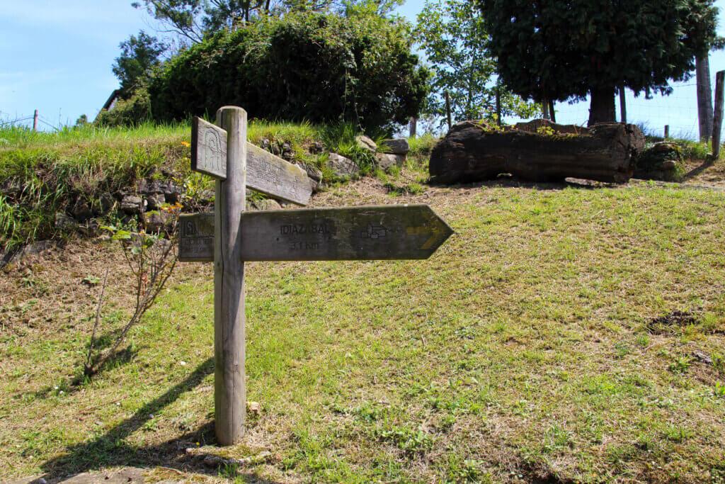Camino de Santiago Olaberria
