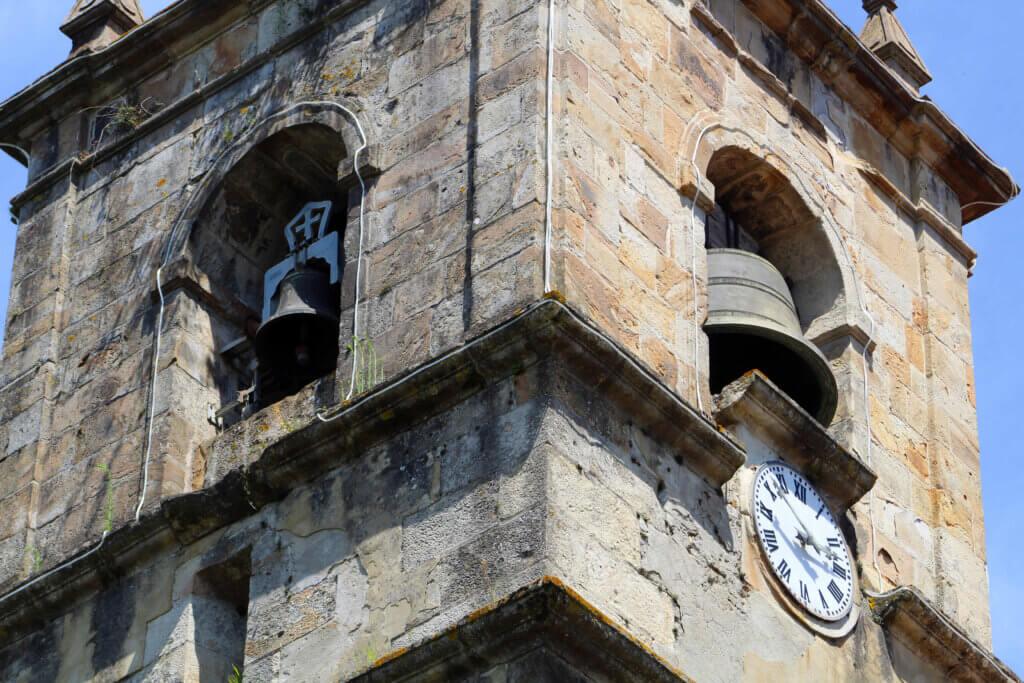 Torre iglesia Olaberria