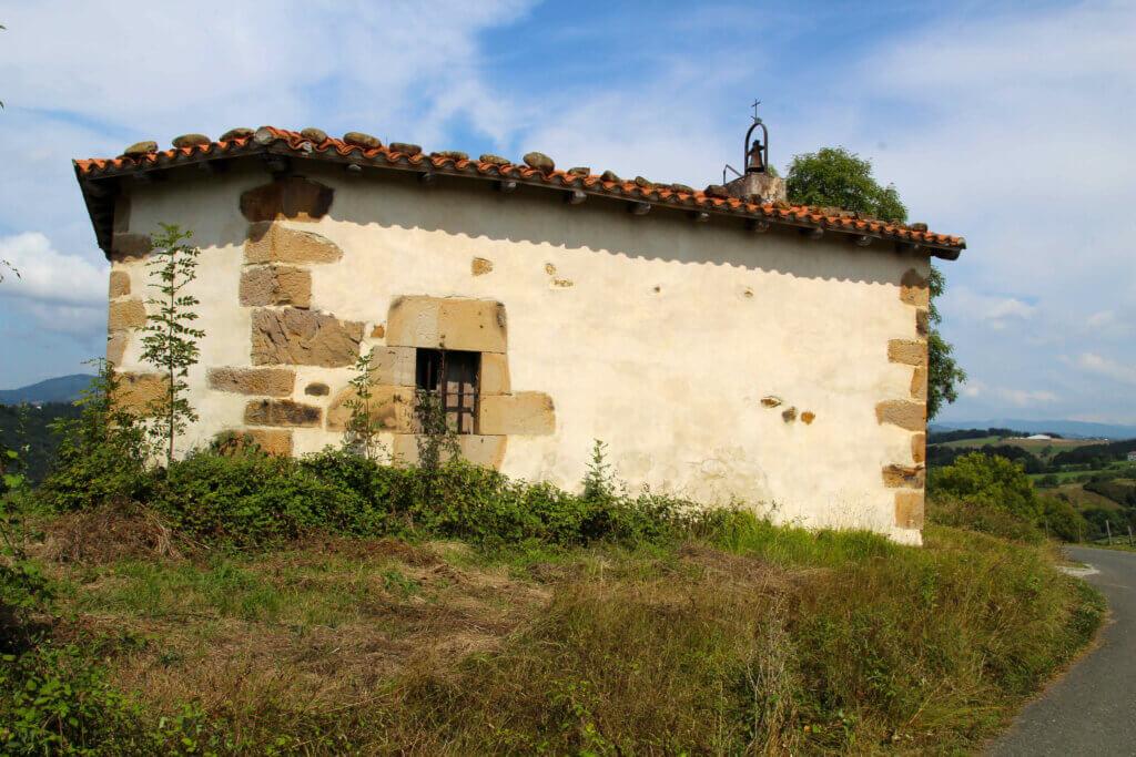 Ermita San Esteban Idiazabal