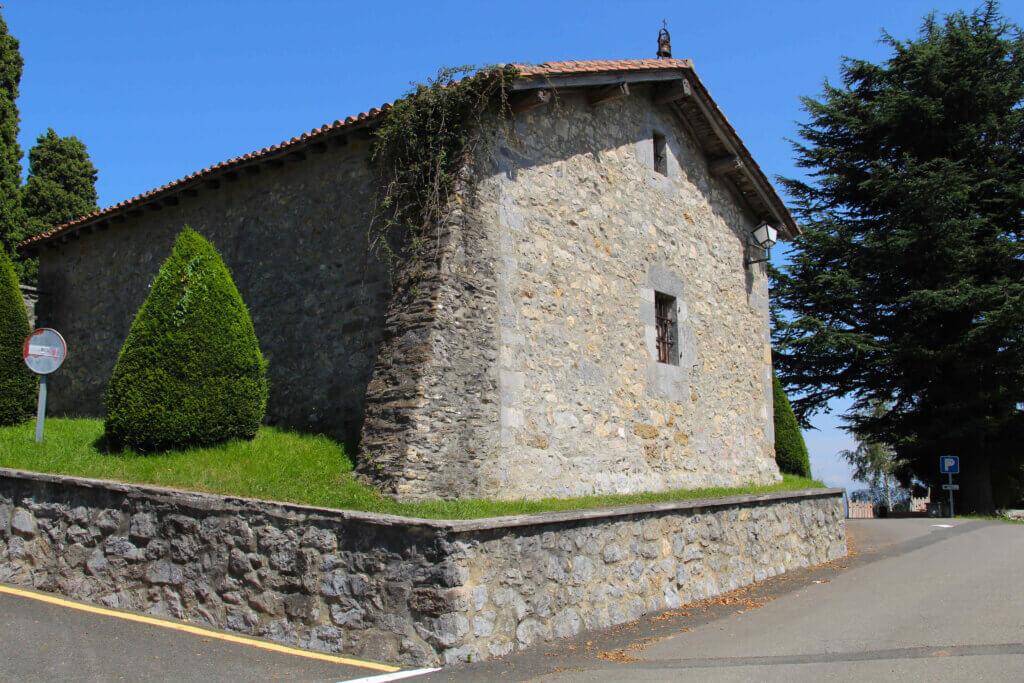 Ermita de Santiago Alkiza